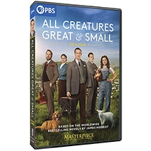 Product Image for PRE-ORDER Masterpiece: All Creatures Great and Small DVD & Blu-ray