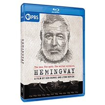 Alternate Image 1 for Hemingway: A Film by Ken Burns and Lynn Novick DVD & Blu-ray
