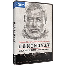 Hemingway: A Film by Ken Burns and Lynn Novick DVD & Blu-ray