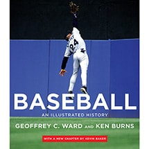 Baseball: An Illustrated History (Hardcover)