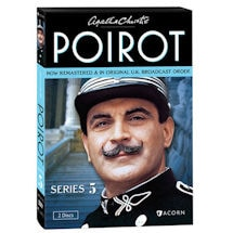 Product Image for Agatha Christie's Poirot: Series: 5 DVD & Blu-ray