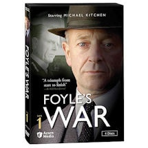 Product Image for Foyle's War: Set 1 DVD