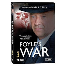 Product Image for Foyle's War: Set 3 DVD