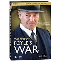 Product Image for The Best of Foyle's War DVD