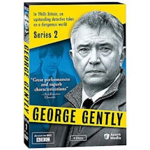 Product Image for George Gently: Series 2 DVD & Blu-ray