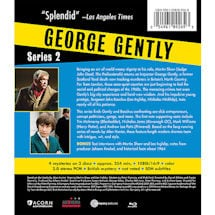 Alternate Image 1 for George Gently: Series 2 DVD & Blu-ray