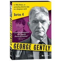 Product Image for George Gently: Series 4 DVD & Blu-ray