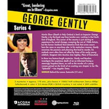 Alternate Image 1 for George Gently: Series 4 DVD & Blu-ray