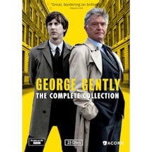 Alternate Image 3 for George Gently: The Complete Collection DVD & Blu-ray