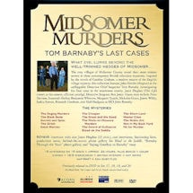 Alternate Image 2 for Midsomer Murders: Tom Barnaby's Last Cases DVD
