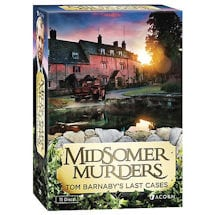 Product Image for Midsomer Murders: Tom Barnaby's Last Cases DVD
