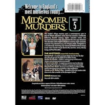Alternate Image 1 for Midsomer Murders: Series 5 DVD