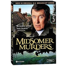 Product Image for Midsomer Murders: Series 5 DVD