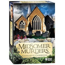 Product Image for Midsomer Murders: Barnaby's Casebook - Series 5-7 DVD