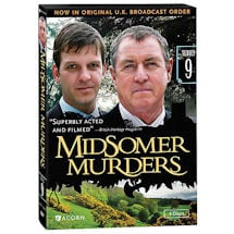 Product Image for Midsomer Murders: Series 9 DVD