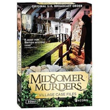 Product Image for Midsomer Murders: Village Case Files DVD