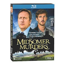 Alternate Image 2 for Midsomer Murders: Series 17 DVD & Blu-ray