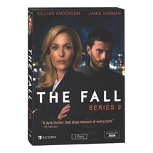 Product Image for The Fall: Series 2 DVD & Blu-ray
