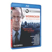 Alternate Image 1 for Worricker: The Complete Series  DVD & Blu-ray