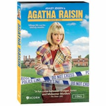 Product Image for Agatha Raisin: Series 1 DVD