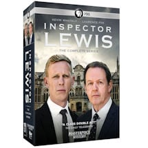 Product Image for Inspector Lewis: The Complete Series DVD