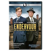 Product Image for Endeavour: Series 3 DVD & Blu-ray