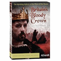 Product Image for Britain's Bloody Crown DVD