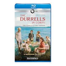 Alternate Image 1 for The Durrells in Corfu: The Complete First Season DVD & Blu-ray