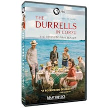 Product Image for The Durrells in Corfu: The Complete First Season DVD & Blu-ray