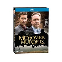 Alternate Image 1 for Midsomer Murders Series 19, Part 1 DVD & Blu-ray