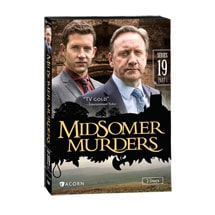 Product Image for Midsomer Murders Series 19, Part 1 DVD & Blu-ray