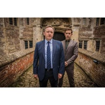 Alternate Image 2 for Midsomer Murders Series 19, Part 1 DVD & Blu-ray