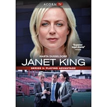 Alternate Image 3 for Janet King: Series 3: Playing Advantage DVD