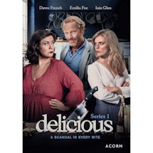 Product Image for Delicious: Series 1 DVD