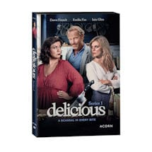 Alternate Image 1 for Delicious: Series 1 DVD