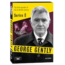 Product Image for George Gently: Series 8 DVD & Blu-ray