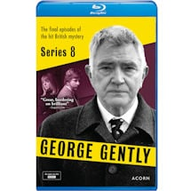 Alternate Image 1 for George Gently: Series 8 DVD & Blu-ray