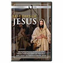 Alternate Image 1 for The Last Days of Jesus DVD