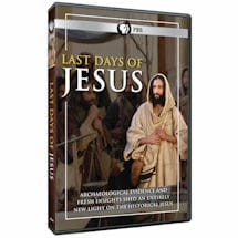 Product Image for The Last Days of Jesus DVD