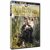 Product Image for Friar Alessandro: The Voice from Assisi DVD