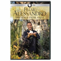 Alternate Image 1 for Friar Alessandro: The Voice from Assisi DVD