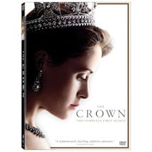 Product Image for The Crown: Season 1 DVD & Blu-ray