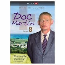 Product Image for Doc Martin: Series 8 DVD & Blu-ray