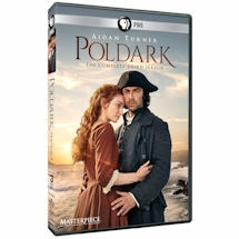 Product Image for Poldark: Season 3 UK Edition DVD & Blu-ray