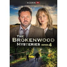Product Image for Brokenwood Mysteries: Series 4 DVD & Blu-ray