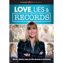Product Image for Love, Lies & Records DVD