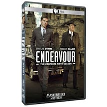 Product Image for Endeavour Season 5 DVD & Blu-ray