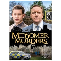 Product Image for Midsomer Murders, Series 20 DVD & Blu-ray