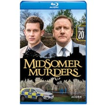 Alternate Image 3 for Midsomer Murders, Series 20 DVD & Blu-ray