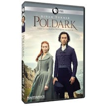 Product Image for Poldark Season 4 DVD & Blu-ray